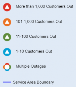 Aep American Electric Power Utility Outage Tracking